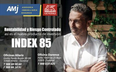 Nuevo producto de ahorro e inversión INDEX85